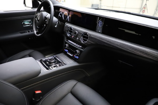 New 2021 Rolls-Royce Ghost for sale $370,650 at Maserati of Greenwich in Greenwich CT 06830 16