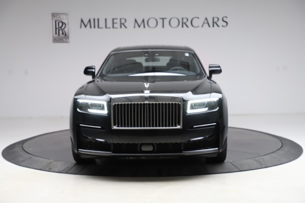 New 2021 Rolls-Royce Ghost for sale $370,650 at Maserati of Greenwich in Greenwich CT 06830 2