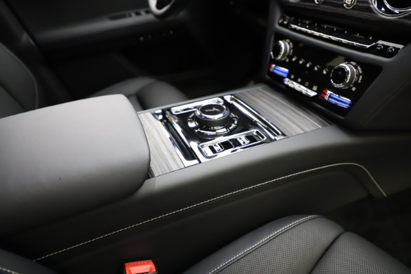 New 2021 Rolls-Royce Ghost for sale $370,650 at Maserati of Greenwich in Greenwich CT 06830 23