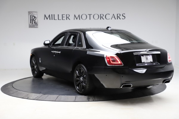 New 2021 Rolls-Royce Ghost for sale $370,650 at Maserati of Greenwich in Greenwich CT 06830 6