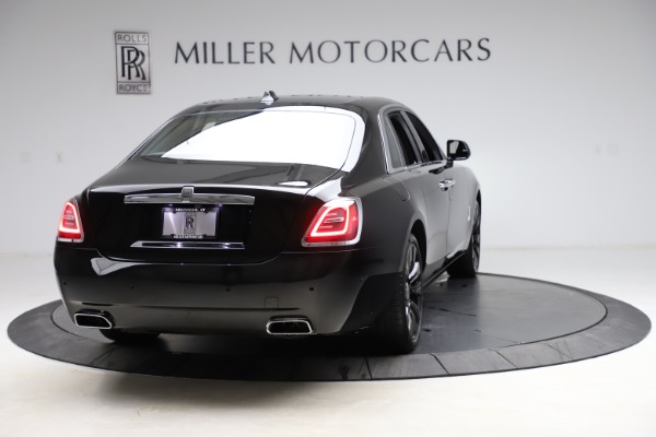 New 2021 Rolls-Royce Ghost for sale $370,650 at Maserati of Greenwich in Greenwich CT 06830 8