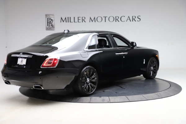 New 2021 Rolls-Royce Ghost for sale $370,650 at Maserati of Greenwich in Greenwich CT 06830 9