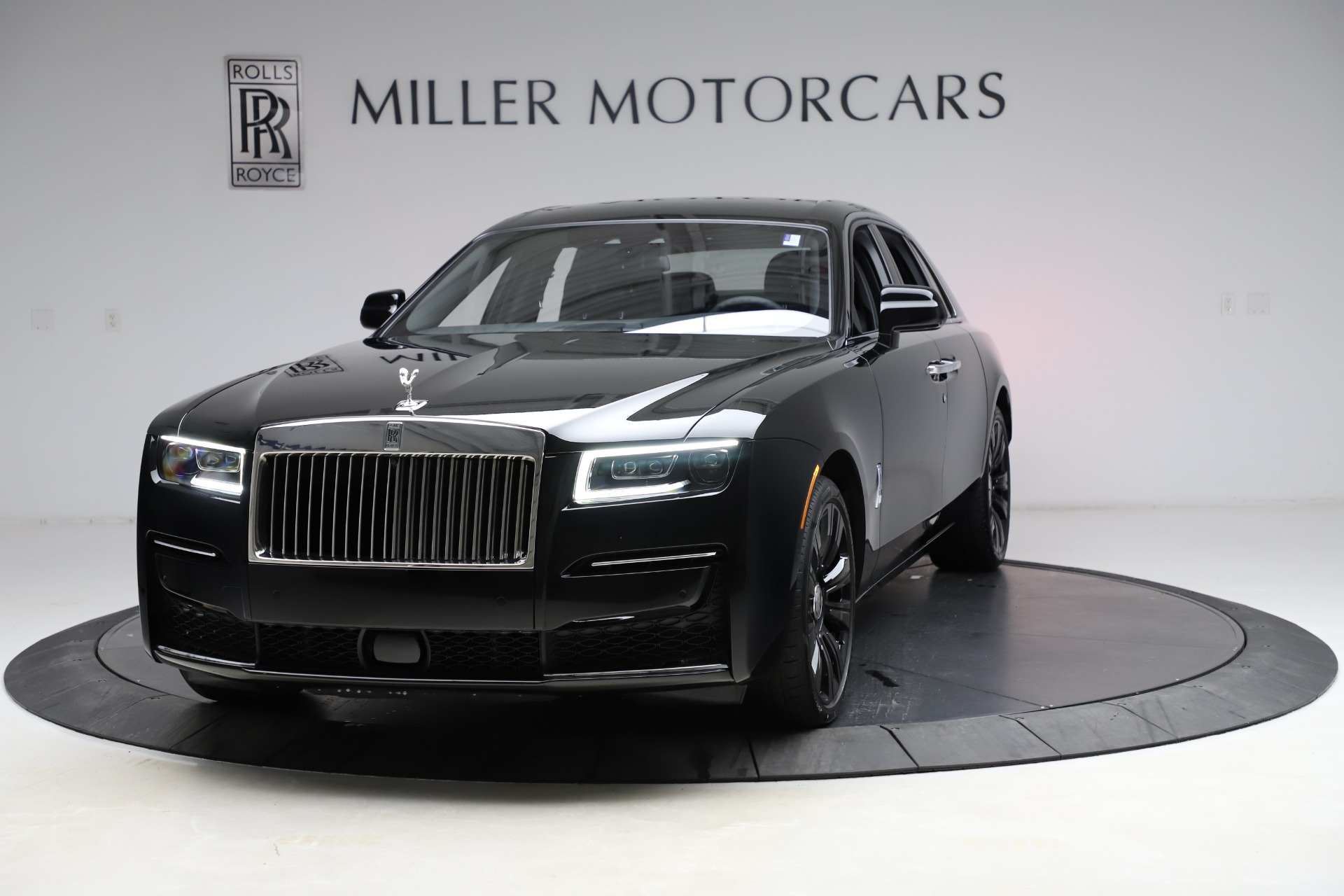 New 2021 Rolls-Royce Ghost for sale $370,650 at Maserati of Greenwich in Greenwich CT 06830 1