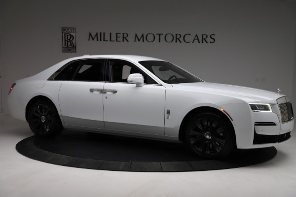 New 2021 Rolls-Royce Ghost for sale $390,400 at Maserati of Greenwich in Greenwich CT 06830 11