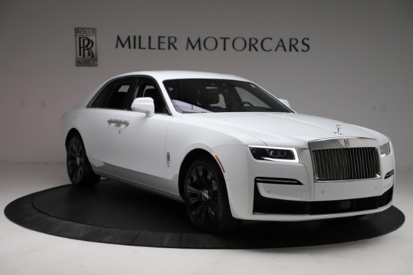 New 2021 Rolls-Royce Ghost for sale $390,400 at Maserati of Greenwich in Greenwich CT 06830 12