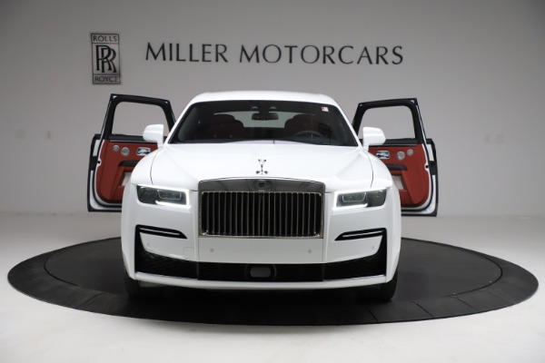 New 2021 Rolls-Royce Ghost for sale $390,400 at Maserati of Greenwich in Greenwich CT 06830 13