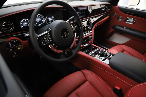 New 2021 Rolls-Royce Ghost for sale $390,400 at Maserati of Greenwich in Greenwich CT 06830 16
