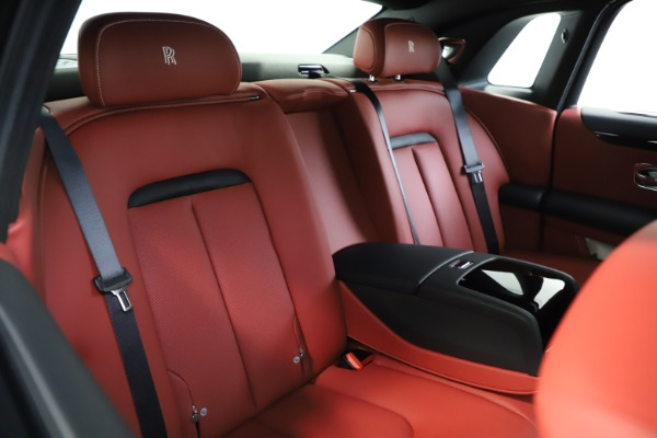 New 2021 Rolls-Royce Ghost for sale $390,400 at Maserati of Greenwich in Greenwich CT 06830 18