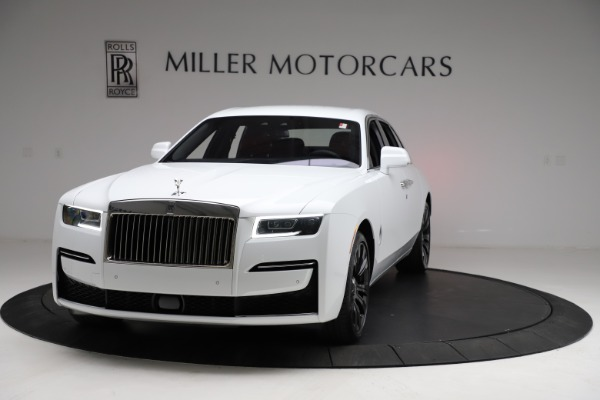 New 2021 Rolls-Royce Ghost for sale $390,400 at Maserati of Greenwich in Greenwich CT 06830 2