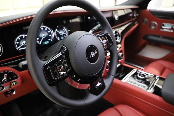 New 2021 Rolls-Royce Ghost for sale $390,400 at Maserati of Greenwich in Greenwich CT 06830 23