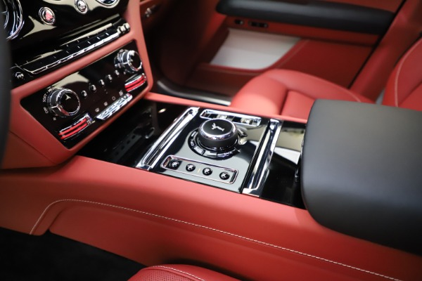 New 2021 Rolls-Royce Ghost for sale $390,400 at Maserati of Greenwich in Greenwich CT 06830 24