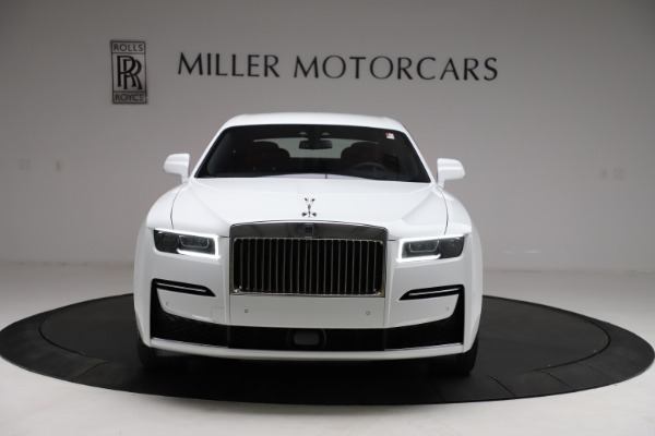 New 2021 Rolls-Royce Ghost for sale $390,400 at Maserati of Greenwich in Greenwich CT 06830 3