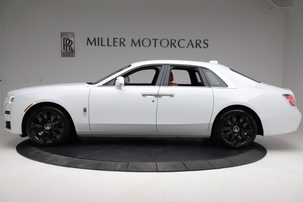 New 2021 Rolls-Royce Ghost for sale $390,400 at Maserati of Greenwich in Greenwich CT 06830 4