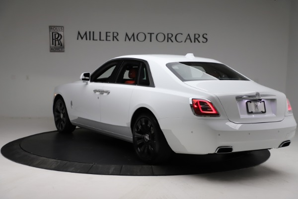 New 2021 Rolls-Royce Ghost for sale $390,400 at Maserati of Greenwich in Greenwich CT 06830 6