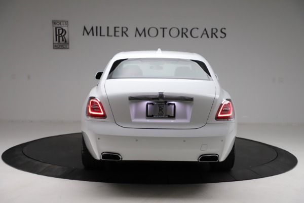 New 2021 Rolls-Royce Ghost for sale $390,400 at Maserati of Greenwich in Greenwich CT 06830 7