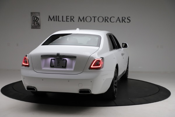 New 2021 Rolls-Royce Ghost for sale $390,400 at Maserati of Greenwich in Greenwich CT 06830 8