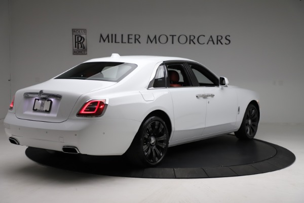 New 2021 Rolls-Royce Ghost for sale $390,400 at Maserati of Greenwich in Greenwich CT 06830 9