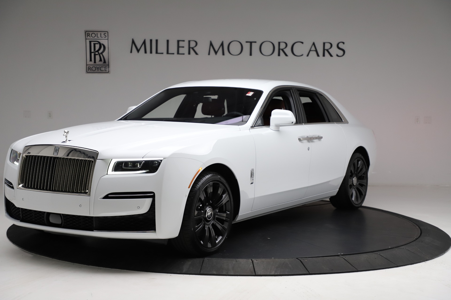 New 2021 Rolls-Royce Ghost for sale $390,400 at Maserati of Greenwich in Greenwich CT 06830 1