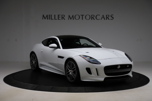 Used 2016 Jaguar F-TYPE R for sale $58,900 at Maserati of Greenwich in Greenwich CT 06830 11