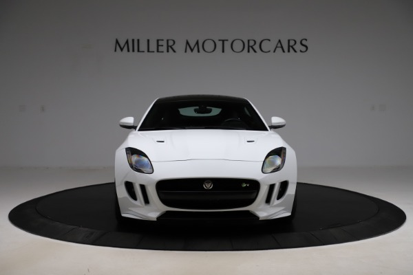 Used 2016 Jaguar F-TYPE R for sale $58,900 at Maserati of Greenwich in Greenwich CT 06830 12