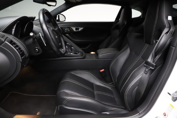 Used 2016 Jaguar F-TYPE R for sale $58,900 at Maserati of Greenwich in Greenwich CT 06830 14