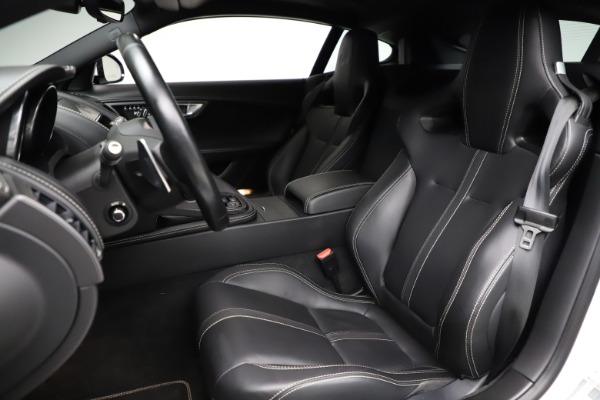 Used 2016 Jaguar F-TYPE R for sale $58,900 at Maserati of Greenwich in Greenwich CT 06830 15