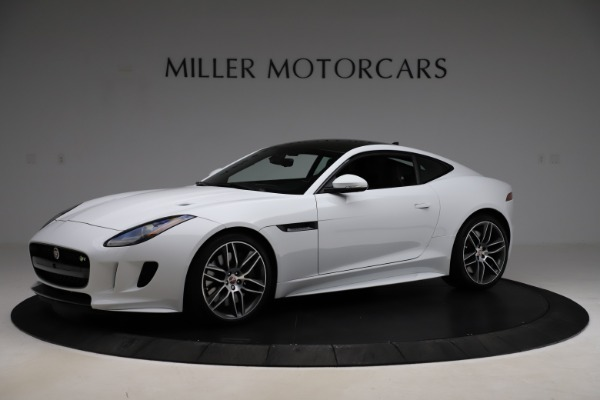 Used 2016 Jaguar F-TYPE R for sale $58,900 at Maserati of Greenwich in Greenwich CT 06830 2
