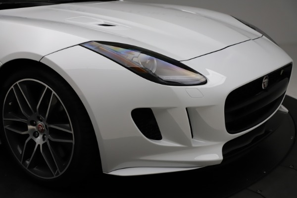 Used 2016 Jaguar F-TYPE R for sale $58,900 at Maserati of Greenwich in Greenwich CT 06830 27