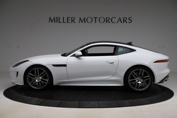 Used 2016 Jaguar F-TYPE R for sale $58,900 at Maserati of Greenwich in Greenwich CT 06830 3