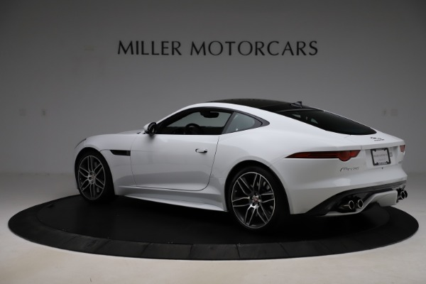Used 2016 Jaguar F-TYPE R for sale $58,900 at Maserati of Greenwich in Greenwich CT 06830 4