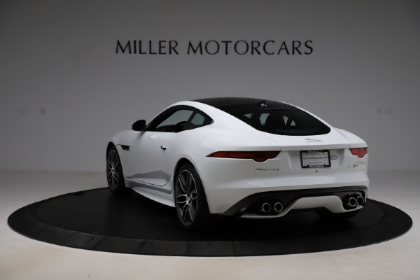 Used 2016 Jaguar F-TYPE R for sale $58,900 at Maserati of Greenwich in Greenwich CT 06830 5