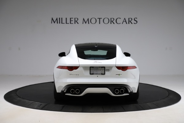 Used 2016 Jaguar F-TYPE R for sale $58,900 at Maserati of Greenwich in Greenwich CT 06830 6