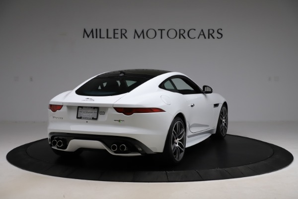 Used 2016 Jaguar F-TYPE R for sale $58,900 at Maserati of Greenwich in Greenwich CT 06830 7