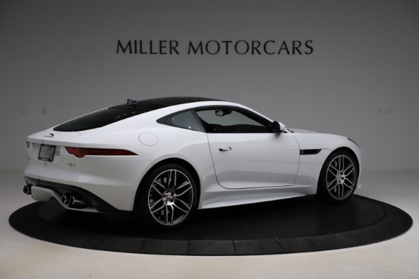 Used 2016 Jaguar F-TYPE R for sale $58,900 at Maserati of Greenwich in Greenwich CT 06830 8