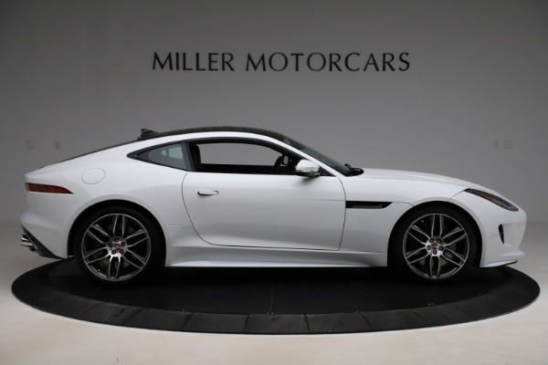 Used 2016 Jaguar F-TYPE R for sale $58,900 at Maserati of Greenwich in Greenwich CT 06830 9