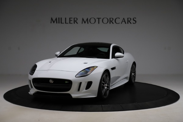 Used 2016 Jaguar F-TYPE R for sale $58,900 at Maserati of Greenwich in Greenwich CT 06830 1