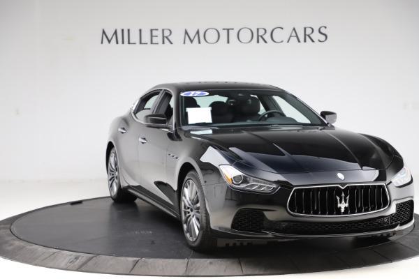 Used 2017 Maserati Ghibli S Q4 for sale $41,900 at Maserati of Greenwich in Greenwich CT 06830 11