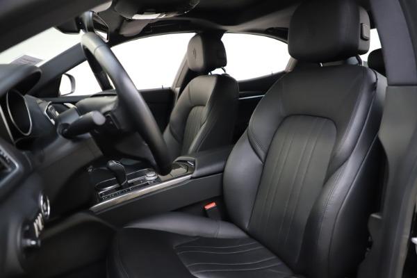 Used 2017 Maserati Ghibli S Q4 for sale $41,900 at Maserati of Greenwich in Greenwich CT 06830 15