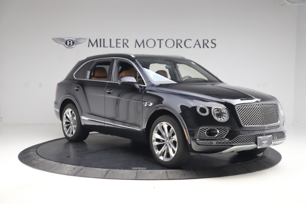 Used 2017 Bentley Bentayga W12 for sale $126,900 at Maserati of Greenwich in Greenwich CT 06830 12