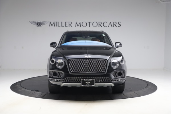 Used 2017 Bentley Bentayga W12 for sale $126,900 at Maserati of Greenwich in Greenwich CT 06830 13