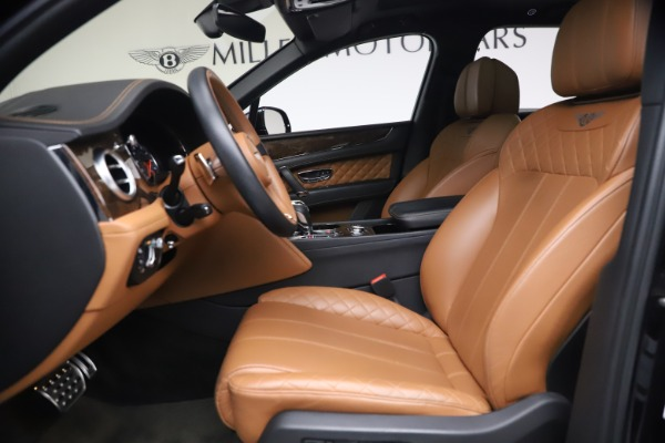Used 2017 Bentley Bentayga W12 for sale $126,900 at Maserati of Greenwich in Greenwich CT 06830 19