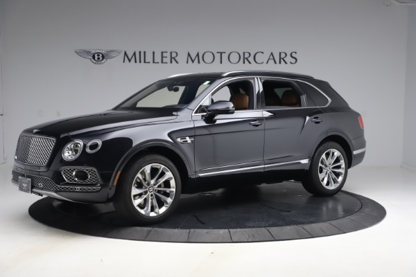 Used 2017 Bentley Bentayga W12 for sale $126,900 at Maserati of Greenwich in Greenwich CT 06830 2