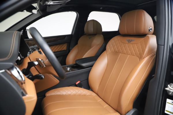 Used 2017 Bentley Bentayga W12 for sale $126,900 at Maserati of Greenwich in Greenwich CT 06830 20