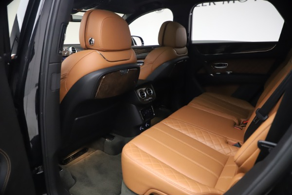 Used 2017 Bentley Bentayga W12 for sale $126,900 at Maserati of Greenwich in Greenwich CT 06830 22