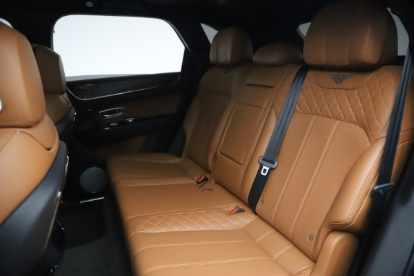 Used 2017 Bentley Bentayga W12 for sale $126,900 at Maserati of Greenwich in Greenwich CT 06830 24