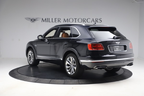 Used 2017 Bentley Bentayga W12 for sale $126,900 at Maserati of Greenwich in Greenwich CT 06830 5