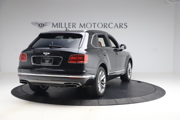 Used 2017 Bentley Bentayga W12 for sale $126,900 at Maserati of Greenwich in Greenwich CT 06830 7