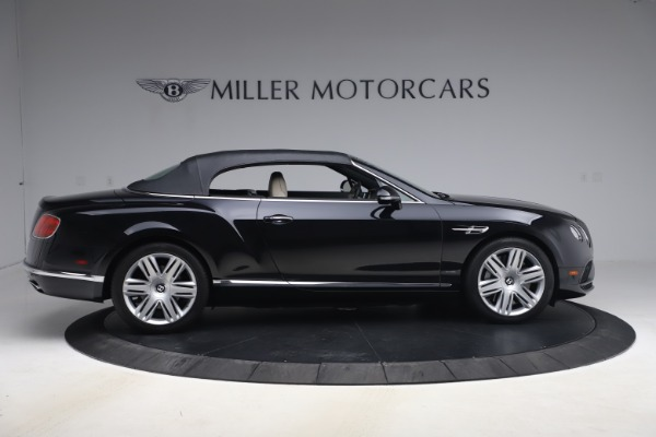 Used 2016 Bentley Continental GT W12 for sale Sold at Maserati of Greenwich in Greenwich CT 06830 18