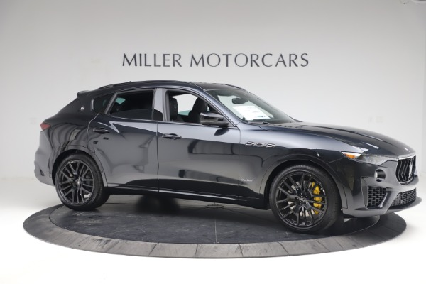 New 2021 Maserati Levante S Q4 GranSport for sale $107,135 at Maserati of Greenwich in Greenwich CT 06830 10