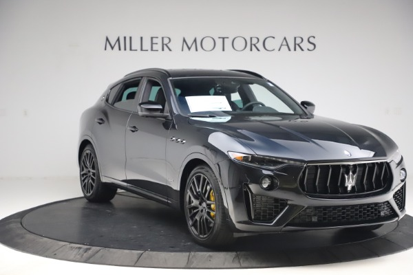 New 2021 Maserati Levante S Q4 GranSport for sale $107,135 at Maserati of Greenwich in Greenwich CT 06830 11